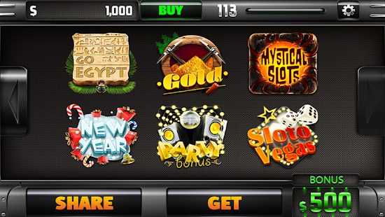 Boom Slots - screenshot