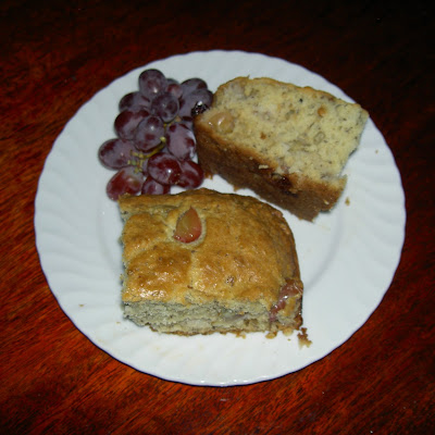 Holy Bread with Grapes