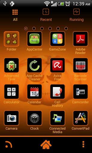 玩免費個人化APP|下載GO Locker Halloween Theme app不用錢|硬是要APP
