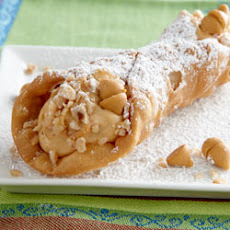 RWOP Finalist: Super-Quick Butterscotch Cannoli