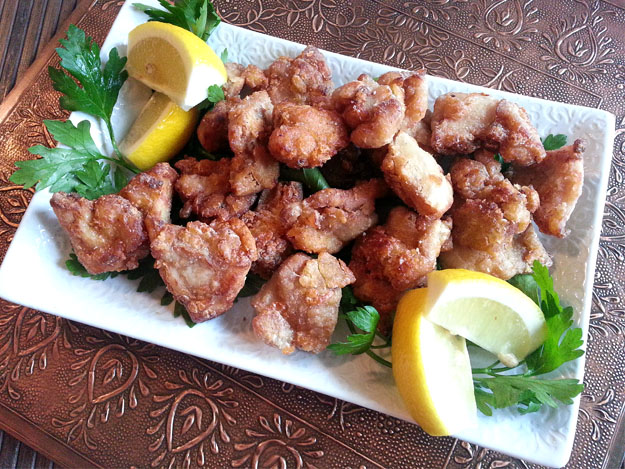 Japanese Fried Chicken – Chicken Karaage ( とり からあげ ...