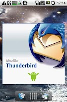 Screenshot of Fake Mozilla Thunderbird