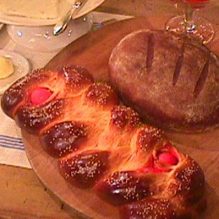 Diane's Greek Braided Easter Bread