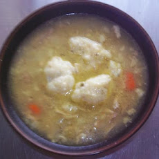 Buttermilk Dumplings