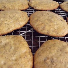 Soft Banana Cookies With Splenda Sugar Blend by Kim