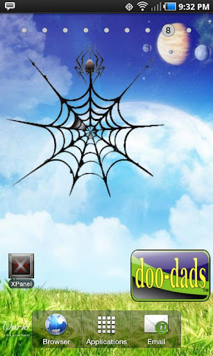 免費下載個人化APP|Spider Web doo-dad app開箱文|APP開箱王