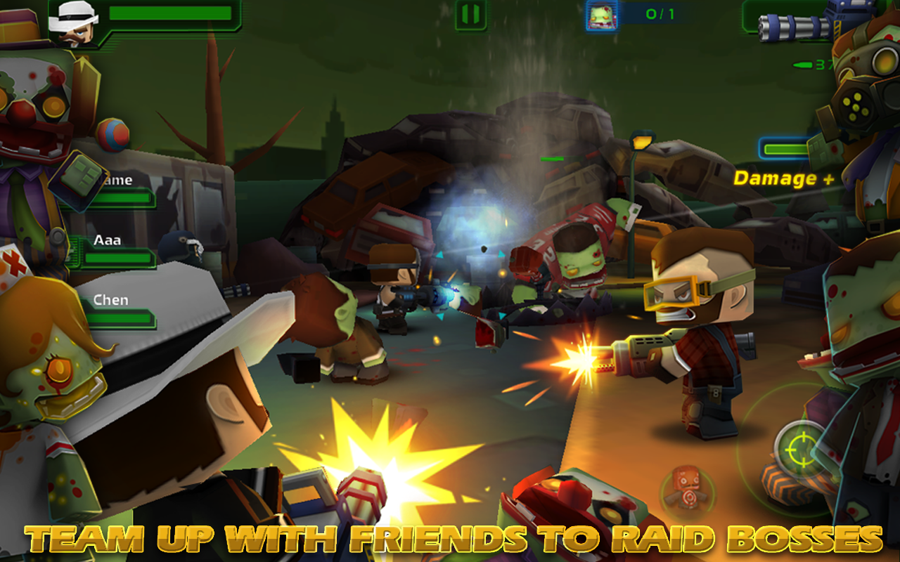 Call of Mini™ Zombies 2 Screenshot 13