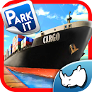 Mega Ship 3D Parking Simulator icon
