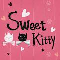 App Sweet Kitty Atom Theme APK for Kindle