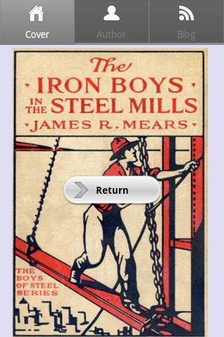 The Iron Boys in the Steel Mil