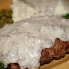 Country Fried Steak, Annacia Style