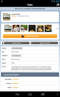 Screenshot of Restaurants par L'Internaute