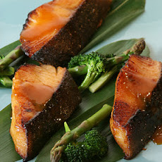Black Cod with Miso