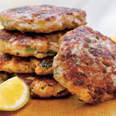 Turkey Burgers with Lemon Recipe
