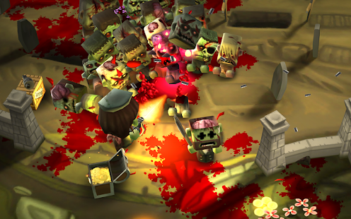 Download Android Game Minigore 2: Zombies for Samsung