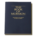 LDS Scriptures Book of Mormon icon