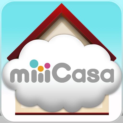 miiiCasa (手機版) LOGO-APP點子