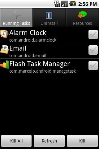 Flash Task Manager