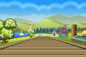 Screenshot of Go Go Biker ! 2