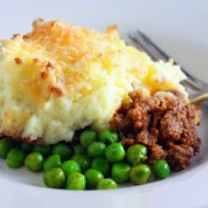 Meatloaf Shepherd's Pie