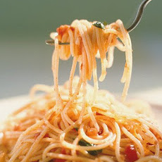 Perfect Spaghetti with Tomato Sauce