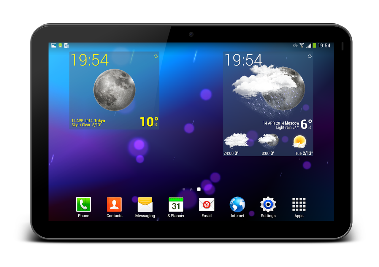 Weather Animated Widgets Screenshot 9