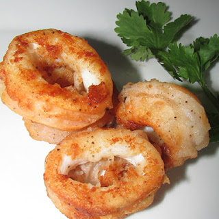 Fried Calamari with Salt and Pepper