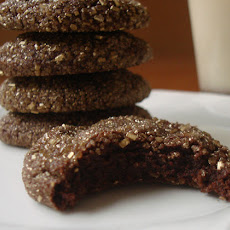 South-of-the-Border Chocolate Cookies