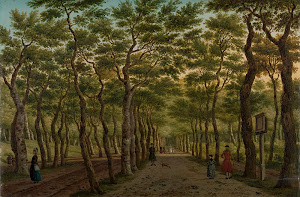 RIJKS: Paulus Constantijn la Fargue: The Herepad in the Haagse Bos 1778