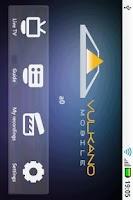 Screenshot of Vulkano Player
