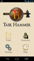 Screenshot of Task Hammer