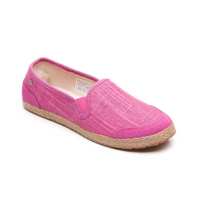 UGG Danalia Canvas Slip On SHOE