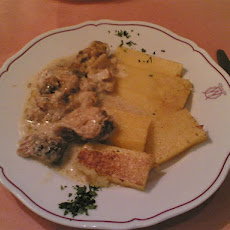 Salt Cod with Polenta: Baccala alla Vicentina