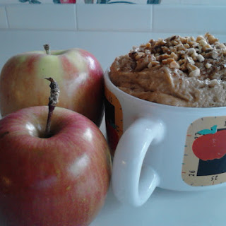 Peanutty Apple Dip