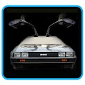 DeLorean Time Circuit GPS icon