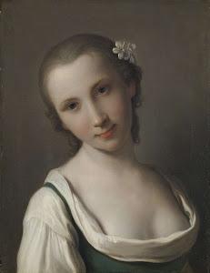 RIJKS: Pietro Rotari: painting 1762