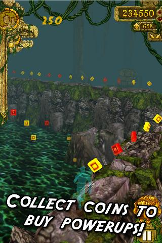 temple-run for android screenshot