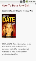 Screenshot of How to Date Any Girl