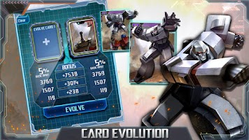 Screenshot of Transformers Legends