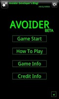 Screenshot of Avoider(BETA)