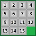 Puzzle 15 icon
