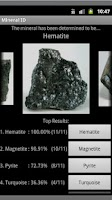 Screenshot of Geology - Mineral ID