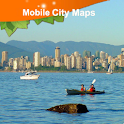 Vancouver Street Map icon