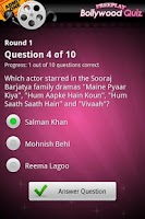 Screenshot of FreePlay Bollywood Quiz
