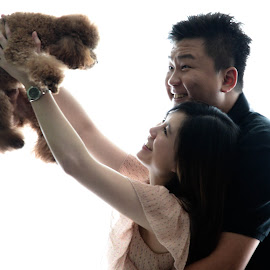 by Su Loo - People Couples ( pet, couples )