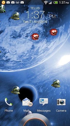 UFO Attack LWP