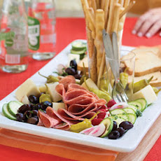 Lemon-Basil Antipasto