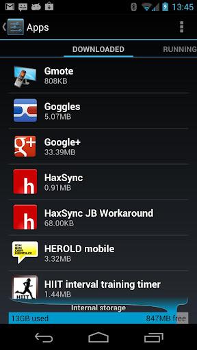 HaxSync Workaround