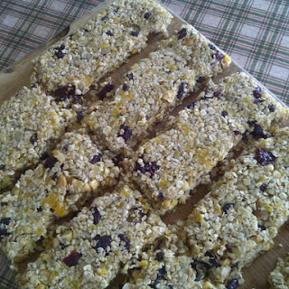 Granola Bars (vegan Friendly)