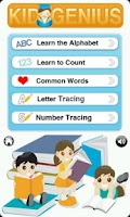 Screenshot of Kid App: Learn 1,000 Words